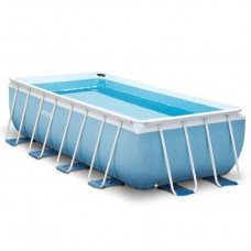 Каркасный бассейн Intex 28316, 400 x 200 x 100 см, голубой