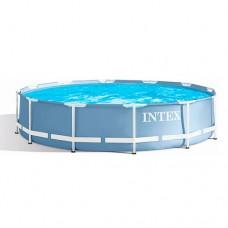 Каркасный бассейн Intex 28710, 366 х 76 см, голубой