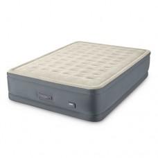 Велюр кровать 64926 152-203-46см, встроенный насос 220V