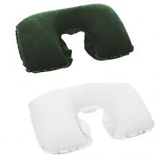Велюр-подушка 67006 подголовник, 37-24-10 см, 2 цвета