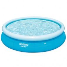 Надувной бассейн семейный Bestway 57273, 366 х 76 см, голубой