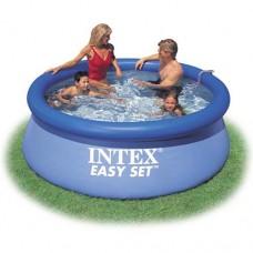 Надувной бассейн семейный Intex 28120, 305 х 76 см, синий