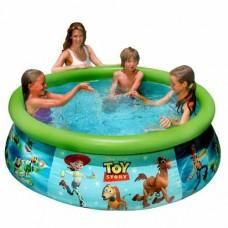 Надувной бассейн семейный Intex 54400, 183 х 51 см, голубой
