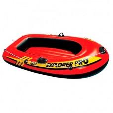 Лодка EXPLORER PRO 200 58356 196х102х33 см, 1 взрослый+1 ребенок