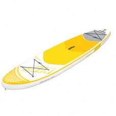 BW SUP-борд 65305 320-76-15см, доска, весло, насос, сумка, ремкомплект, фиксатор для ноги