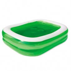 Надувной бассейн детский Bestway 54199, зеленый