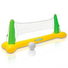Игра 56508 Волейбол на воде надувные сетка и мяч 239-64-91см