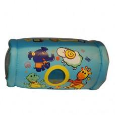 Валик MS 0650 надувной для, для детей, 22-44см, с погремушками