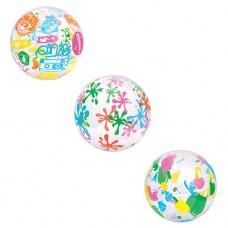 Мяч 31036 51 см 3 вида