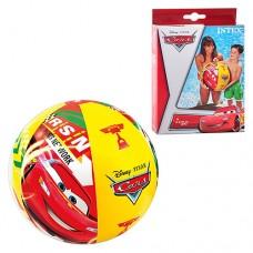 Мяч 58053 мяч пляжный надувной, для детей от 3 лет, 61см