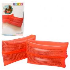 Нарукавник 59642 надувные нарукавники для плавания, для детей 6-12 лет, 25-17см