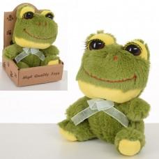Мягкая игрушка MET10094 лягушонок, 13см