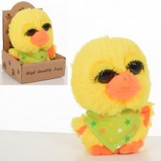 Мягкая игрушка MET10106 цыпленок, 11см