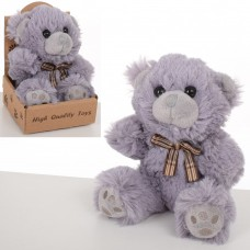 Мягкая игрушка MET10120 медвежонок, 13см