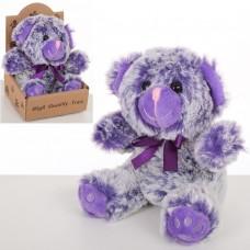 Мягкая игрушка MET10124 медвежонок, 12см