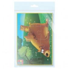 """Мягкие пазлы А5 """"Мишки"""" Vladi Toys VT1103-85"""