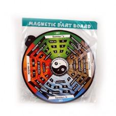 Дартс M 5647 диам. 32см, магнитный, стрелы 3шт