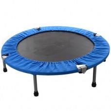 Батут MS 1426 диаметр100см, складной, высота22, 5см, на пружинах32шт, ножки6шт