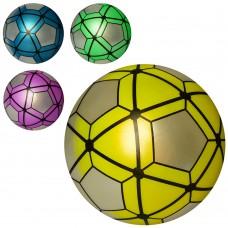 Мяч детский MS 1898 9 дюймов, футбол, рисунок, 60-65г, 4 цвета