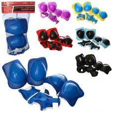 Защита MS 0336 для роликов, 4 цвета