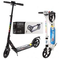 Самокат для взрослых iTrike SR 2-021 RiderZ Urban Scooter, 2 цвета