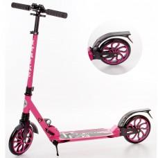 Самокат для взрослых iTrike SR 2-018-6-P, розовый