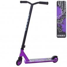 Самокат трюковый iTrike SR 2-025-T7-V, фиолетовый