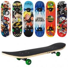 Скейтборд детский Profi MS 0322-3
