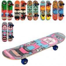 Скейтборд Profi MS 0323-3