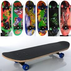 Скейтборд Profi MS 0354-3
