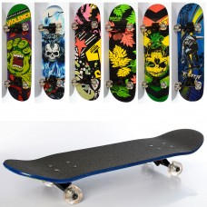 Скейтборд Profi MS 0355-4