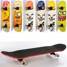 Скейтборд Profi MS 0355-5
