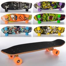 Скейтборд Profi MS 2974