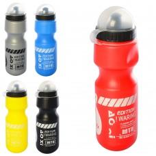 Бутылочка MS 1220 спортивная, 24см, микс цветовке