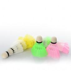 Воланчик MS 0153 цветной пластик, 1 упаковка 12шт 4цвета