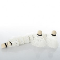 Воланчик MS 0154 белый пластик, 1 упаковка 12шт
