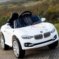 Детский электромобиль Bambi M 3175 EBLR-1 BMW, белый