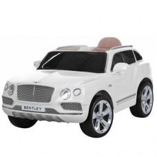 Детский электромобиль Джип Bambi JJ 2158 EBLR-1 Bentley, белый