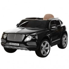 Детский электромобиль Джип Bambi JJ 2158 EBLR-2 Bentley, черный