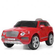 Детский электромобиль Джип Bambi JJ 2158 EBLR-3 Bentley, красный