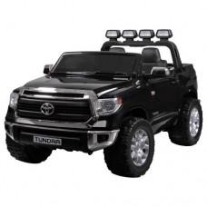 Детский электромобиль Джип Bambi JJ 2255 EL-2 Toyota Tundra, двухместный, черный