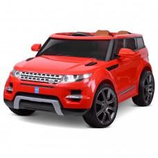 Детский электромобиль Джип Bambi M 3108 EBLR-3 Land Rover, красный