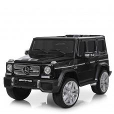 Детский электромобиль Джип Bambi M 3567 EBLRS-2 Гелендваген Mercedes G65 VIP, черный