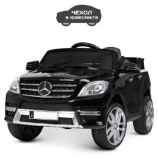 Детский электромобиль Джип Bambi M 3568 EBLR-2 Mercedes ML 350, черный