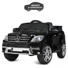 Детский электромобиль Джип Bambi M 3568 EBLRS-2 Mercedes ML 350, черный