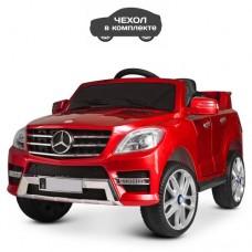 Детский электромобиль Джип Bambi M 3568 EBLRS-3 Mercedes ML 350, красный