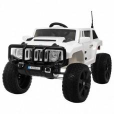 Детский электромобиль Джип Bambi M 3570 EBLR-1 Hummer, белый