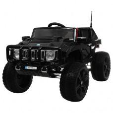 Детский электромобиль Джип Bambi M 3570 EBLR-2 Hummer, черный