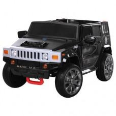 Детский электромобиль Джип Bambi M 3581 EBLR-2 Hummer, черный