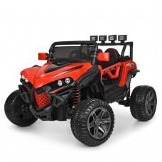 Детский электромобиль Джип Bambi M 3804 EBLR-3 Багги, красный